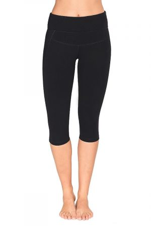 Abi and Joseph Contour Tight 2.0, Colour Black, Front View